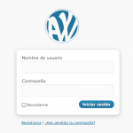 login personalizado wordpress