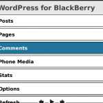 wordpress blackberry 1.2
