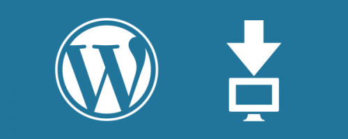 gestor descargas wordpress