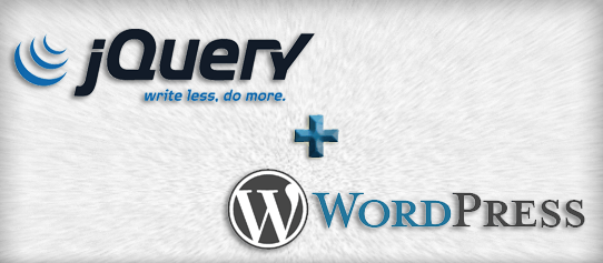 jquery+wordpress