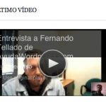 Vídeo en widget de texto