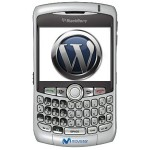 WordPress para Blackberry eta 0.9.0.149 soporta BIS