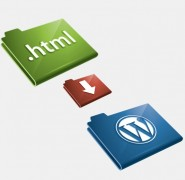 html a wordpress