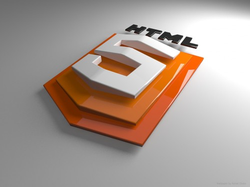 HTML5 3D Wallpaper by Rafael Otake